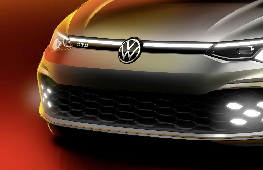 Novo Volkswagen Golf GTD