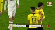 O resumo das goleada do Dortmund ao Frankfurt