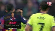 Barcelona vence Getafe com assistência magistral de Messi