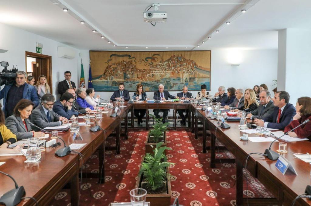 Comissão Permanente de Concertação Social