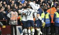 Aston Villa-Tottenham (AP)