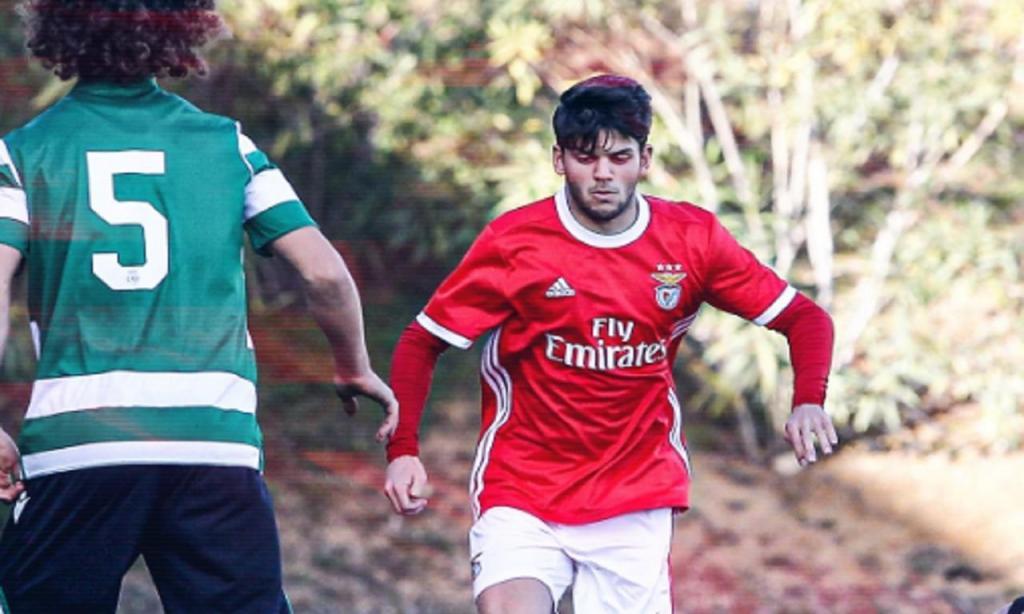 Benfica-Sporting (twitter Benfica)