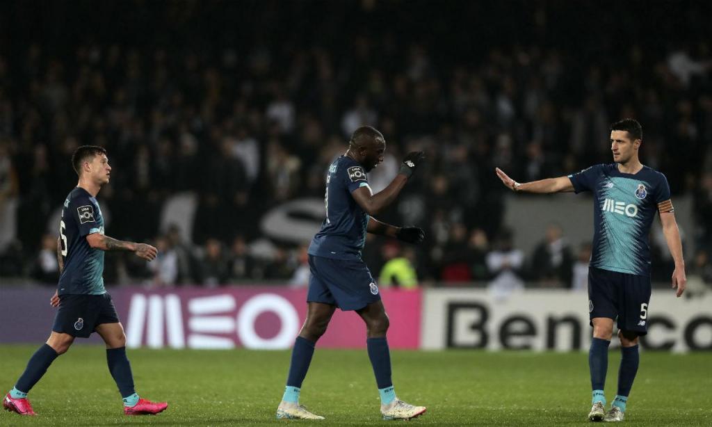 V. Guimarães-FC Porto: Marega