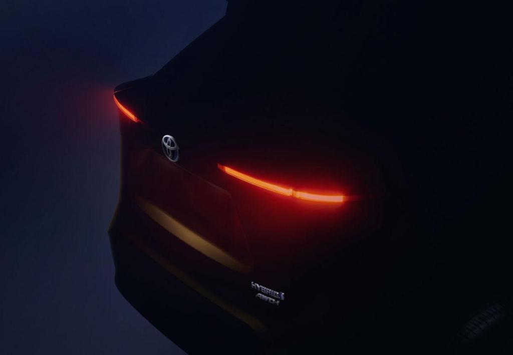 Novo Toyota B-SUV