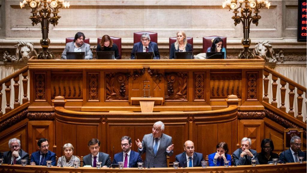 Debate quinzenal com o primeiro-ministro António Costa