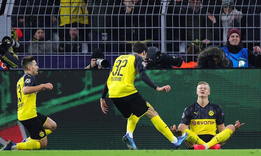 Dortmund-PSG