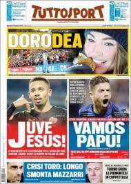 Revista de imprensa de quarta-feira 19 de fevereiro