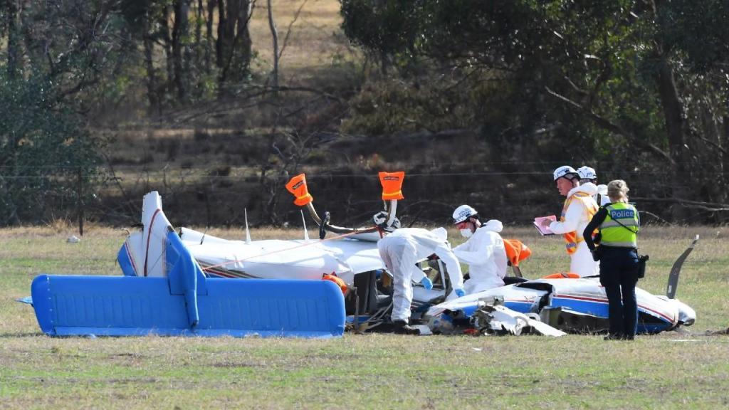 Aviões colidem em voo perto de Melbourne, na Austrália