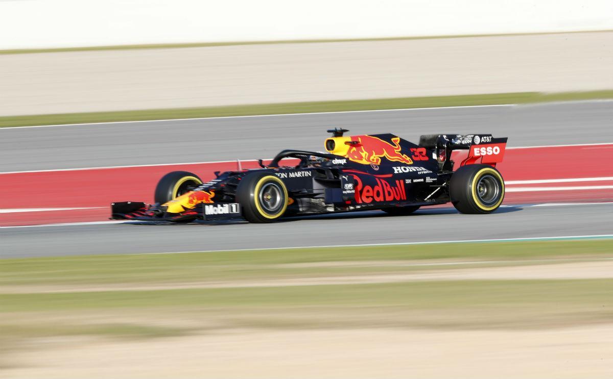 Red Bull RB16 (Associated Press)