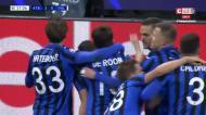 VÍDEO: golaço em Itália e Atalanta já ganha por três