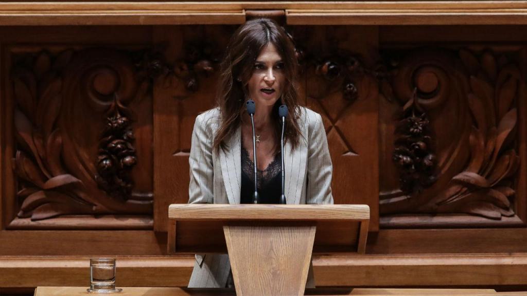 Debate sobre a eutanásia no Parlamento - Isabel Moreira (PS)