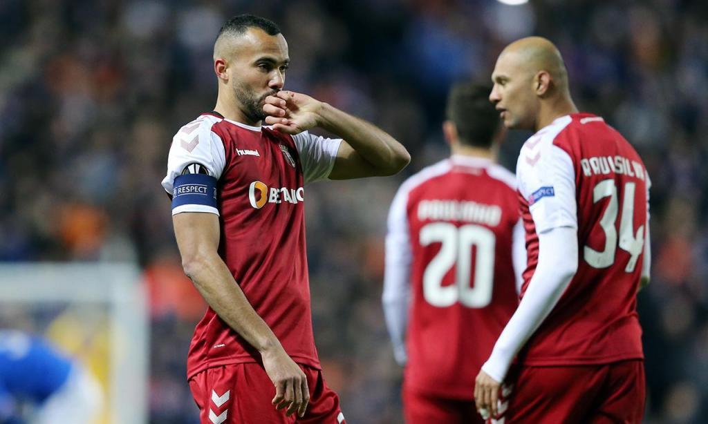 Rangers-Sp. Braga