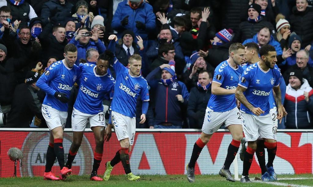 Rangers, Escócia: 54 títulos (Lusa)