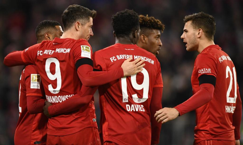 Bayern Munique (Lusa)