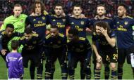10. Arsenal (1852 milhões de euros)