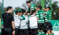 Sporting vence na Liga Revelação