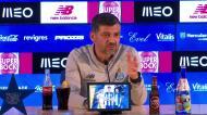 VÍDEO: a reação de Conceição sobre castigo aplicado ao FC Porto