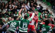 Andebol: Sporting-Dinamo Bucarest