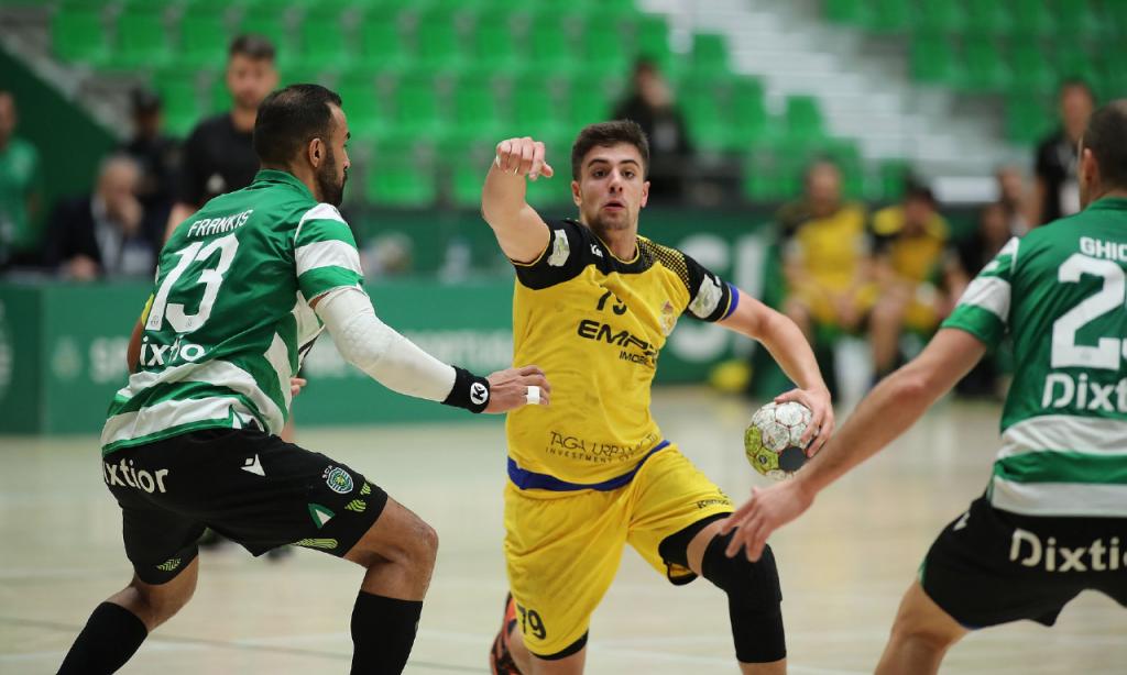 Sporting-FC Gaia (FP Andebol)