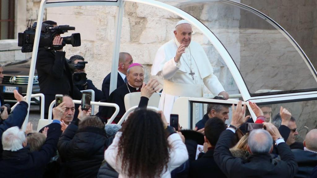 Papa Francisco em Bari