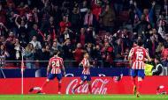 Atlético Madrid-Villarreal