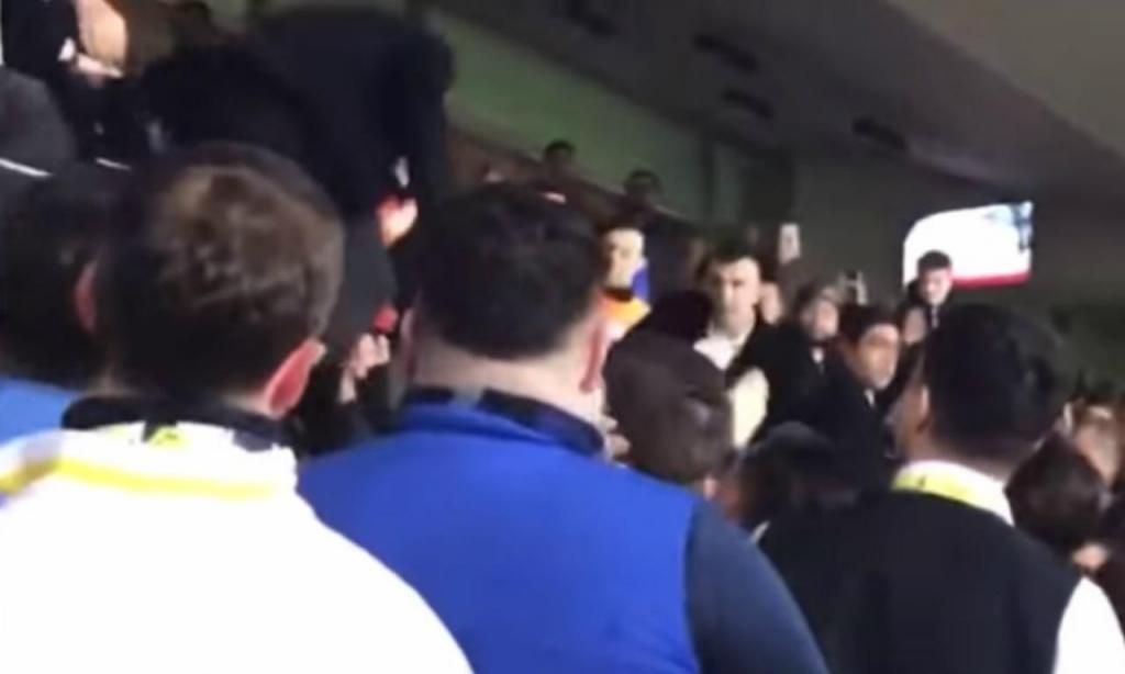 Ali Koç, presidente do Fenerbahçe