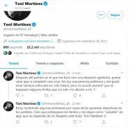 Toni Martínez