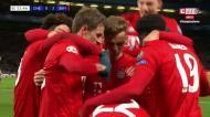 VÍDEO: dois golos em três minutos e Bayern duplica vantagem
