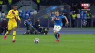 O resumo do empate entre Nápoles e Barcelona