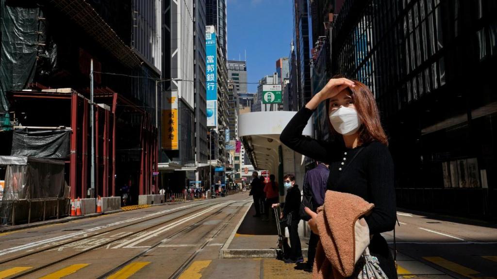 As ruas das cidades são um retrato do