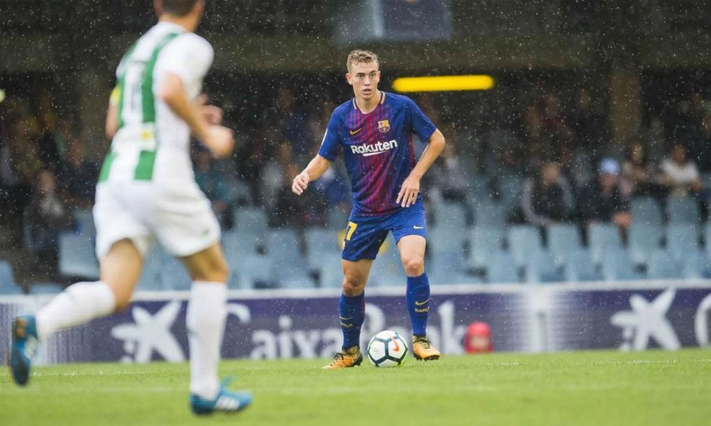 Oriol Busquets (foto: FC Barcelona)