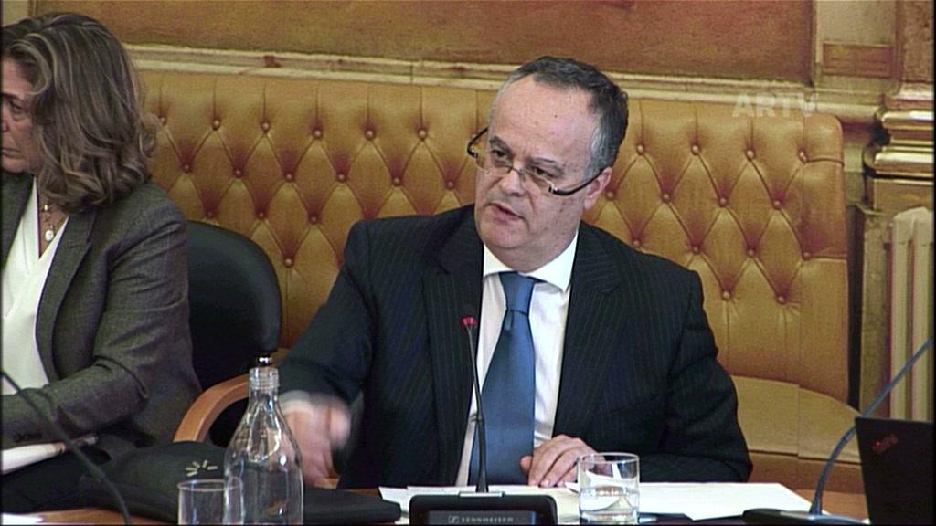Vitalino Canas diz que está há 40 anos a prepara-se para ser juíz do Constitucional