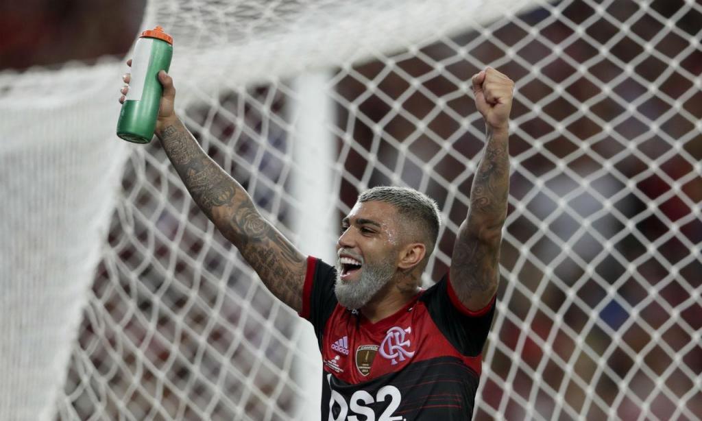 Flamengo-Independiente del Valle (AP)