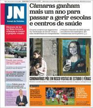 Revista de imprensa de 27 de fevereiro de 2020