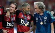 Flamengo de Jorge Jesus vence Supertaça Sul Americana