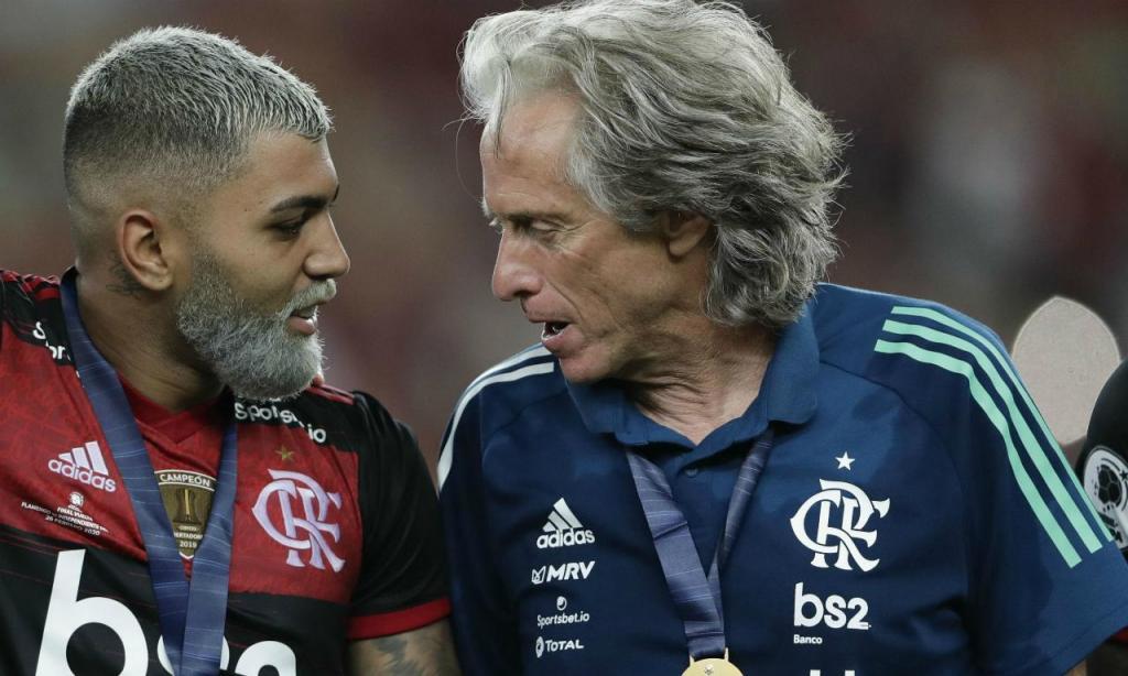 Flamengo de Jorge Jesus vence Supertaça Sul Americana (AP Images)