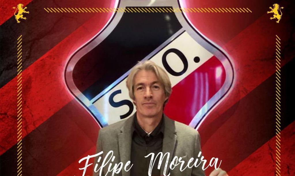Filipe Moreira (facebook Olhanense)