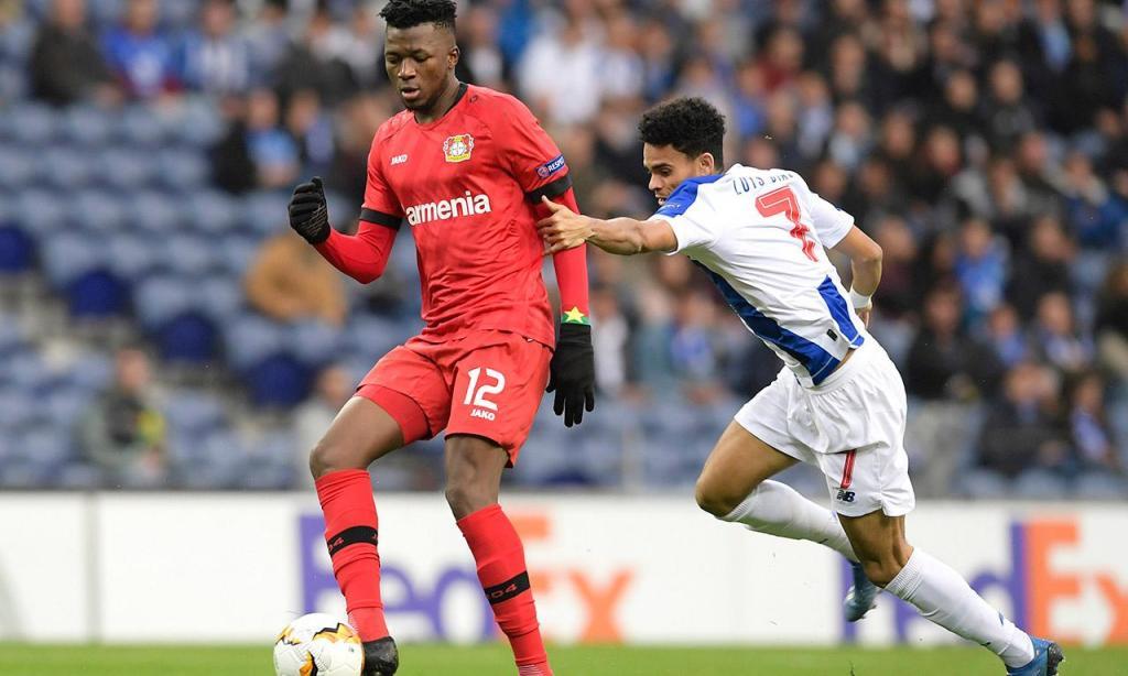 FC Porto-Leverkusen