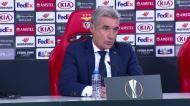 «Estou triste pela eliminação de três das quatro equipas portuguesas»