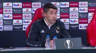 «A reflexão do futebol português não sou eu que tenho de fazer»