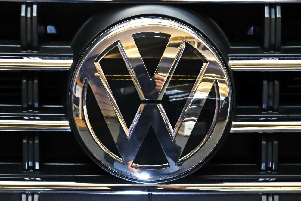 Volkswagen Logo (Associated Press)