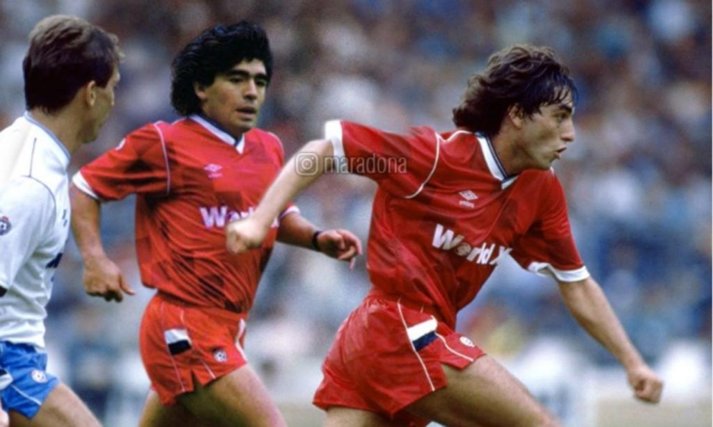 Futre e Maradona (Maradona)