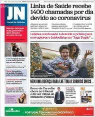 Revista de imprensa de 29 de fevereiro de 2020