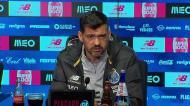 Conceição comenta saída de Saravia do FC Porto