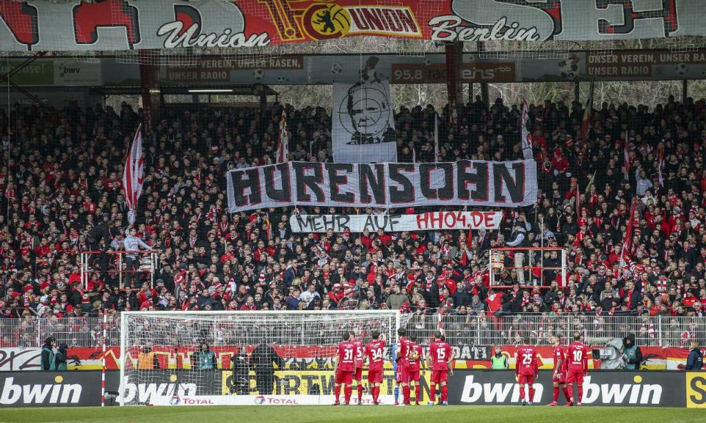 Union Berlim-Wolfsburgo (AP)