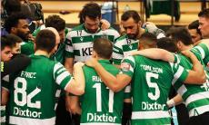 Andebol: jogo do Sporting na Liga Europeia adiado devido à covid-19