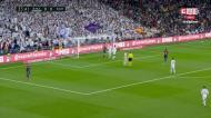 Real Madrid-Barcelona: Courtois evita golo de Arthur