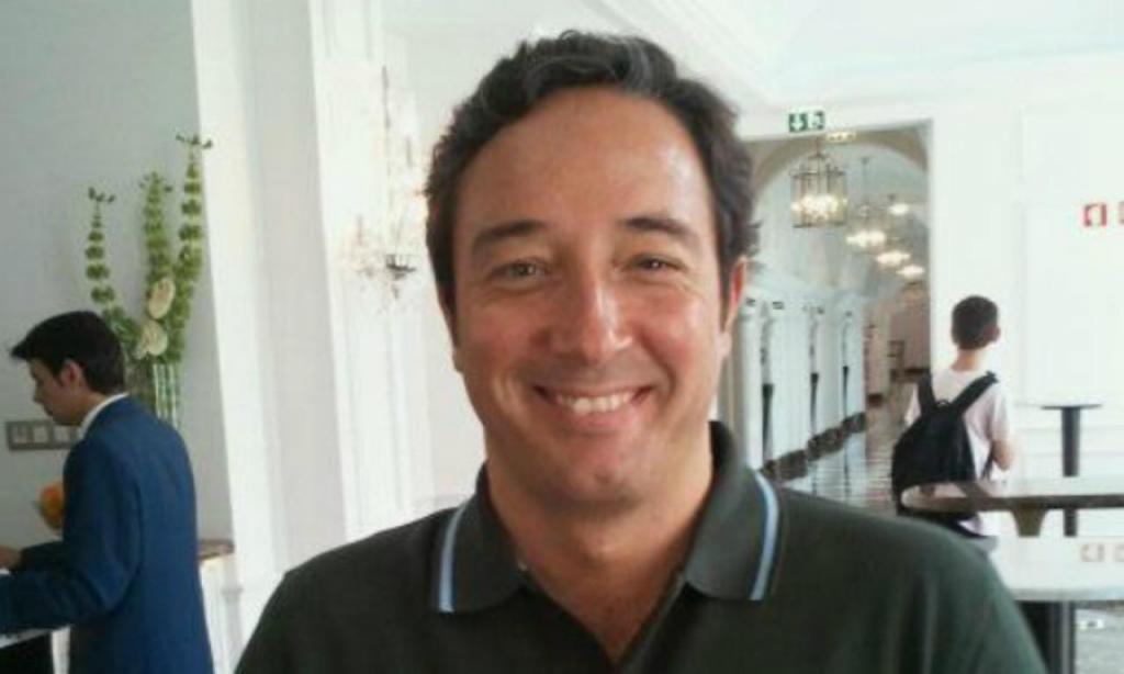 José Fernando Rio (Facebook pessoal)