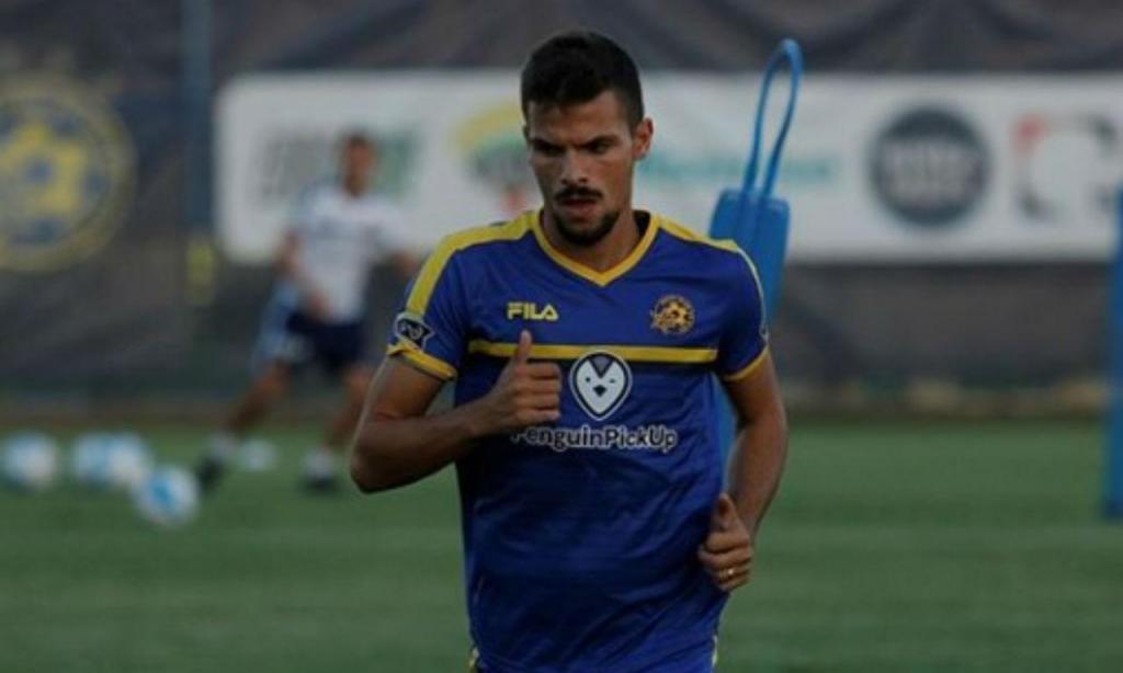 André Geraldes (direitos: Maccabi Tel Aviv)