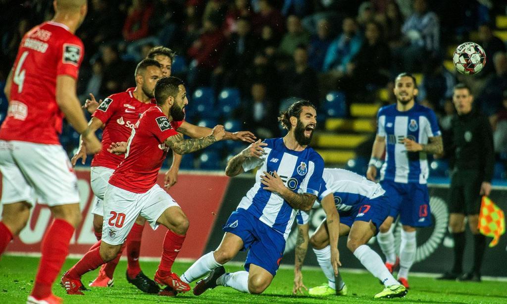 Santa Clara-FC Porto